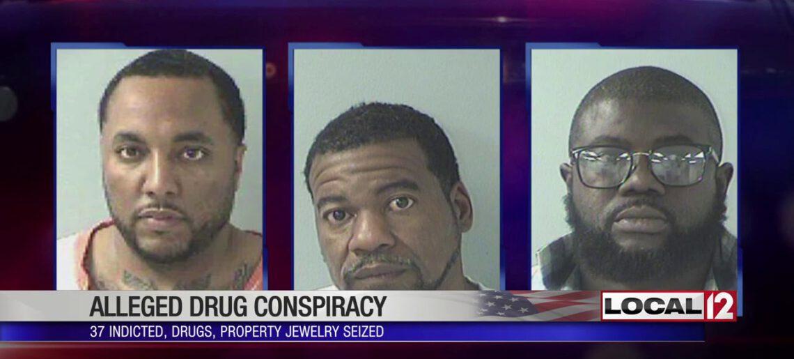 4 Cincinnati individuals charged in human trafficking conspiracy