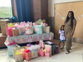 Keidra Baby Shower Update – With Pictures!